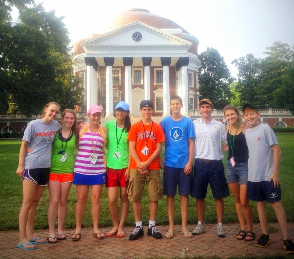 4 Star High School Academics at the University of Virginia